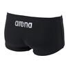 arena Squared Short Men black/metallic silver